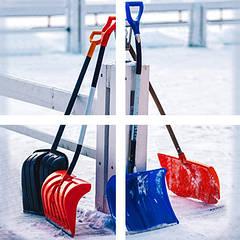 Лопаты снегоуборочные
