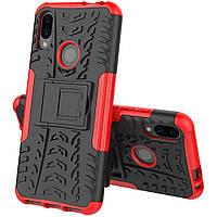 Чехол Armor Case для Xiaomi Redmi Note 7 / Note 7 Pro Красный