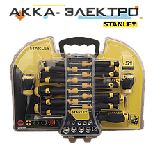 Набор отверток Stanley 51 предмет (STHT0-70888)
