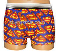 """Мужские трусы с приколом """"Супермен"""""""