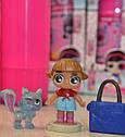 LQL  Surprise Popper 1 Series.  Хлопушка 2 игрушки и аксессуары в наборе., фото 5