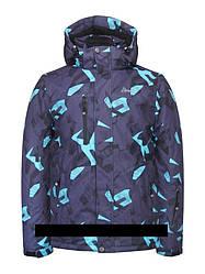 """Детская зимняя куртка для мальчика """"Disumer"""" (мембрана)  007-1   на рост 128-164"""