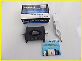 Усилитель GSM сотовой связи 1800 Мгц, интернет сигнала 4g 3g lte для смартфона, фото 3