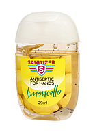 Антисептик для рук Sanitizer (Санитайзер) Лимончелло - Limonchello 29 ml
