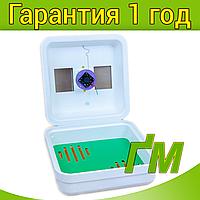 """Инкубатор """"Рябушка Smart"""" 70 12В Турбо (цифровой, ручной)"""