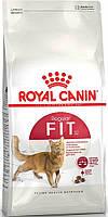 Роял Канин Фит 32 2 кг - корм для кошек, бывающих на улице