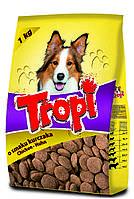 Сухой корм для собак TROPI  с курицей 1 кг
