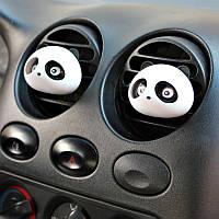 """Ароматизатор в авто """"Панда"""" (2 шт) освежитель воздуха в автомобиль"""
