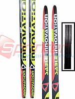 Лыжи спортивные, пластик STС р. 150см. (Украина)
