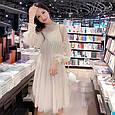 Платье женское модное нарядное размер универсальный 42-48 купить оптом со склада 7км Одесса, фото 2