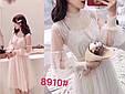 Платье женское модное нарядное размер универсальный 42-48 купить оптом со склада 7км Одесса, фото 4