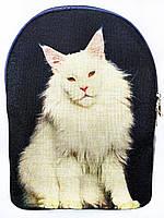 Текстильный рюкзак МЕЙНКУН белый, фото 1