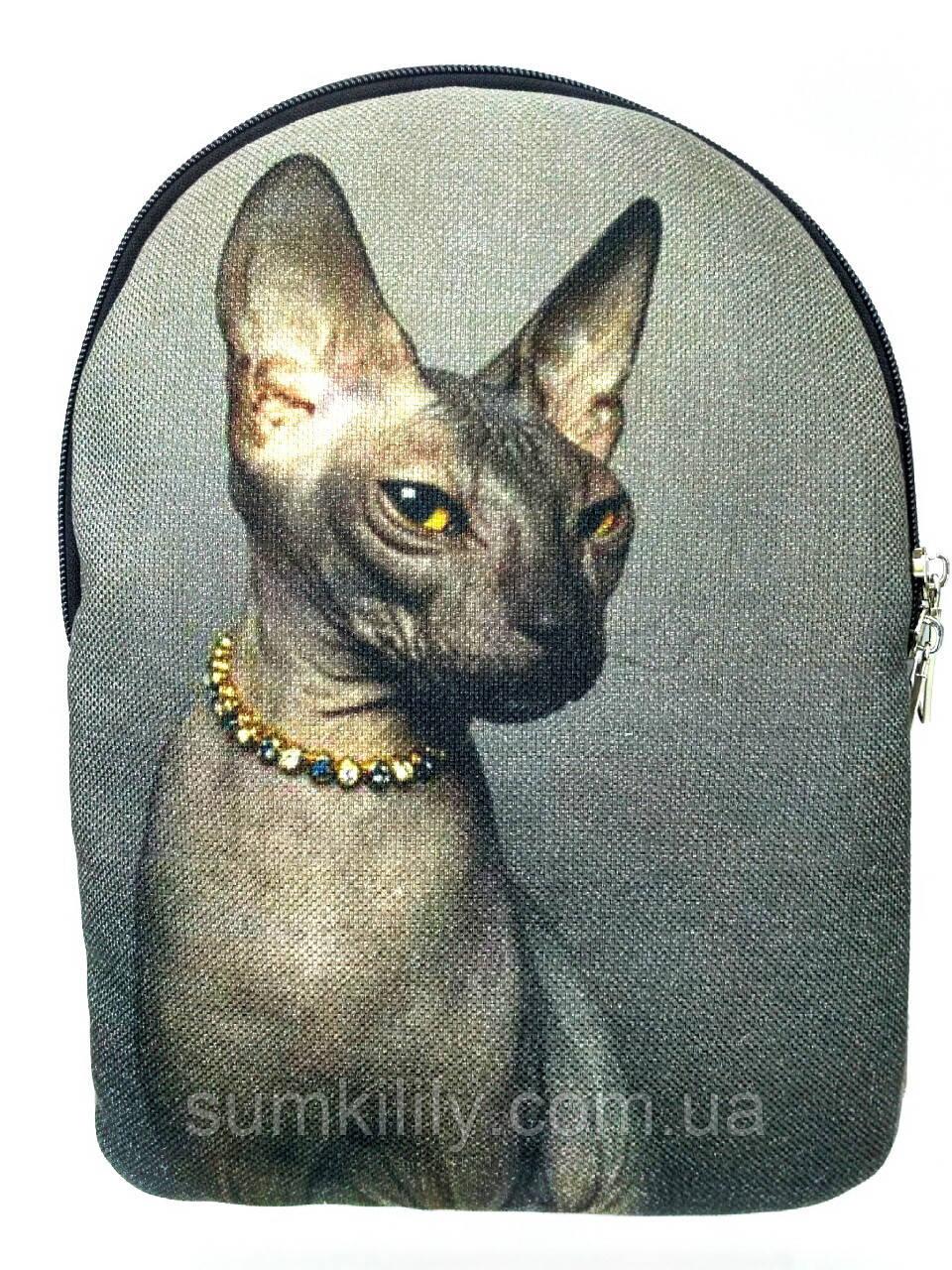 Текстильный рюкзак СФИНКС 5