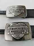Ремінь шкіряний Carhartt Journeyman Belt, фото 9