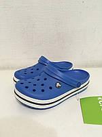 Летние кроксы Crocs Crocband 42 разм., фото 1