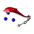 """Инфракрасный ручной массажер DOLPHIN """"Дельфин"""" большой 40 см, массажер для всего тела, фото 2"""