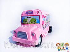Ігровий набір Лол автобус 588-3 / Lol camper car / аналог, фото 3