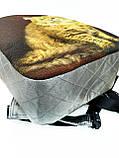 Текстильный рюкзак КЕЛЬТСКАЯ кошка, фото 3