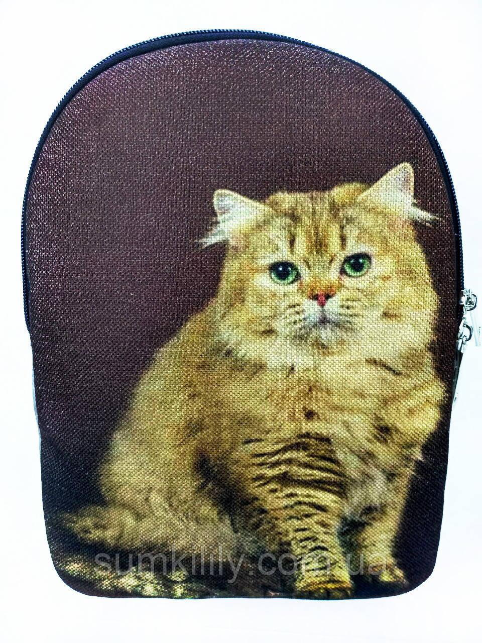 Текстильный рюкзак КЕЛЬТСКАЯ кошка