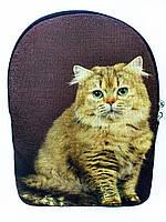 Текстильный рюкзак КЕЛЬТСКАЯ кошка, фото 1