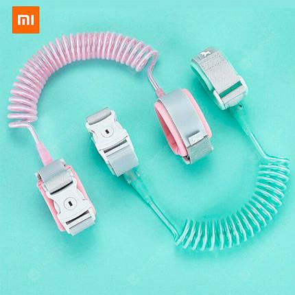 Безопасный регулируемый браслет для детей и малышей с защитой от потери Xiaomi MiJia (2 м), фото 2