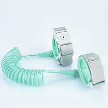 Безопасный регулируемый браслет для детей и малышей с защитой от потери Xiaomi MiJia (2 м), фото 3