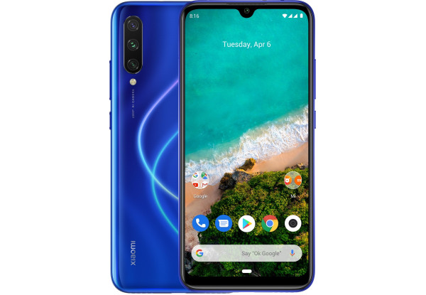 Xiaomi Mi A3 4/64GB Blue EU