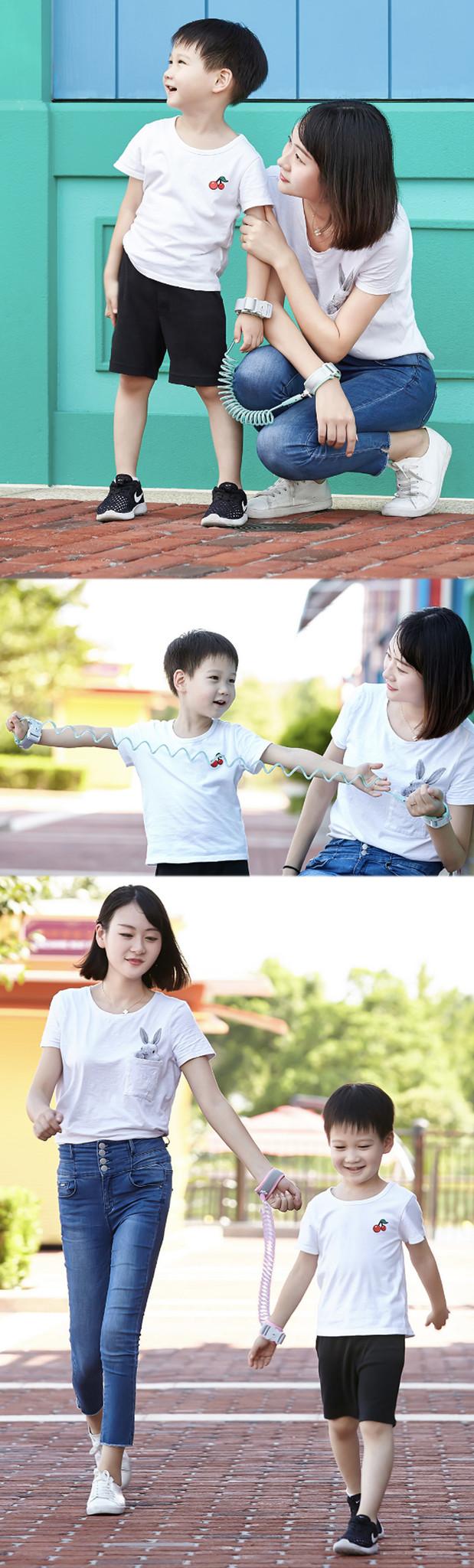 Регулируемый браслет-безопасности для детей и малышей с защитой от потери Xiaomi MiJia (2 м)