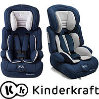 Автокресло Kinderkraft Comfort UP 9-36 кг темно-синий