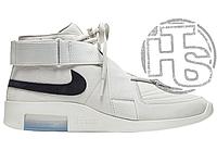 Мужские кроссовки Nike Air Fear of God Raid Light Bone White AT8087-001