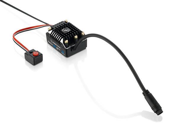 Регулятор FOC сенсорный HOBBYWING XERUN AXE 60A 2-3S для краулеров, фото 2