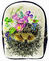 Детский рюкзак ЕЖИК, фото 1