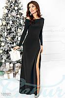 Длинное облегающее платье Gepur 18980