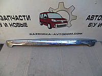 Молдинг накладка решетки радиатора капота Hyundai H1(2000-2004) OE:86565-4A500, фото 1
