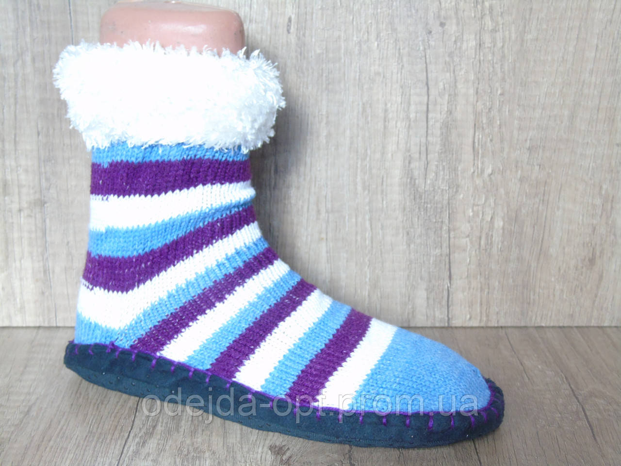 Носки женские с подошвой зима 36-40