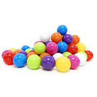 Кульки d6см, 25шт, м'які 02-411