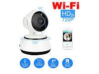 Цифровая Камера Wi-Fi Поворотная WiFi Камера IP Камера 355 Видеонаблюдение Видеоняня Ночное Виденье