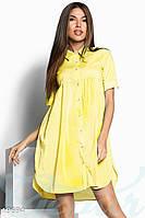 Легкое платье-рубашка Gepur 19694, фото 1