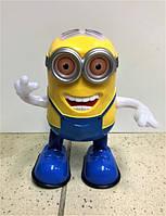 Интерактивная игрушка Minions JX801 танцующий миньон