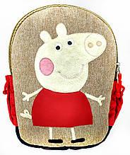 Дитячий рюкзак свинка Пепа