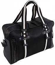 Дорожная тканевая сумка Traum 16 л черный