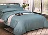 Комплект постельного белья СТРАЙП-САТИН бирюзовый