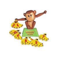 Развивающая игра по математике Popular Monkey Math (сложение) (PPT-50101)