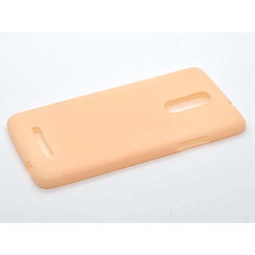 Чехол Shell для Xiaomi Redmi Note 3 Pro Peach
