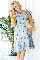 Летнее платье для мамы Gepur 21647
