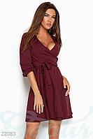 Приталенное платье-мини Gepur 22083, фото 1
