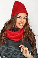Комплект шапка-бини Gepur 23346