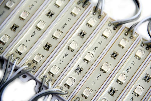 Светодиодные модули smd 5050