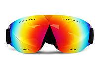 Cноубордические очки Feiyu UV400 Красный  Красный