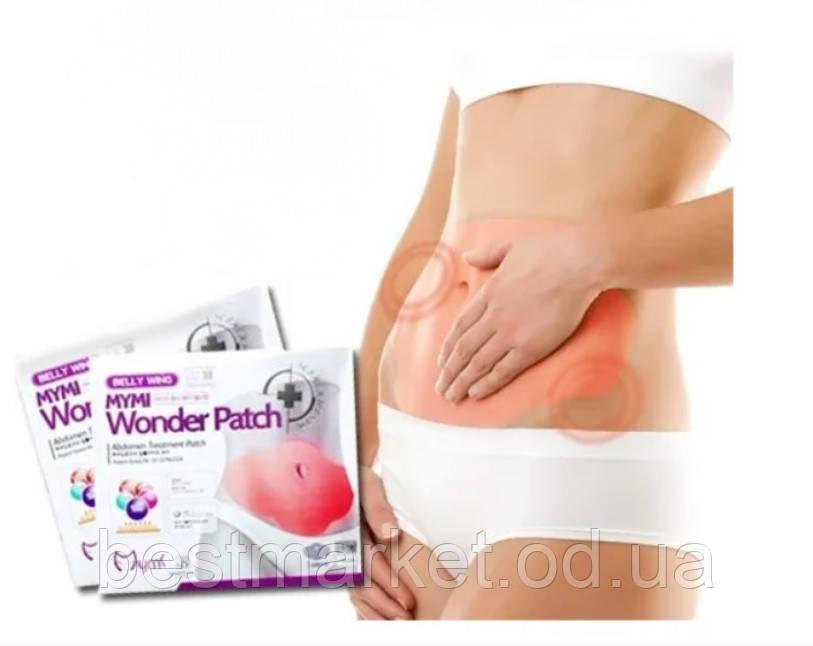 Косметические Пластыри для Похудения Mymi Wonder Patch